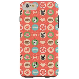 珊瑚の犬愛 TOUGH iPhone 6 PLUS ケース