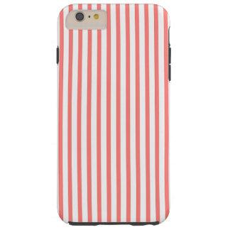 珊瑚の珊瑚のiPhone 6のプラスカバー Tough iPhone 6 Plus ケース