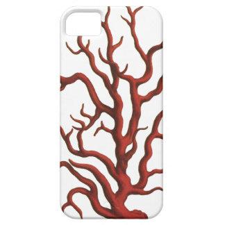珊瑚の穹窖のやっとそこにiPhone 5/5Sの場合 iPhone 5 Case