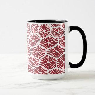 珊瑚パターンマグNo.2 マグカップ