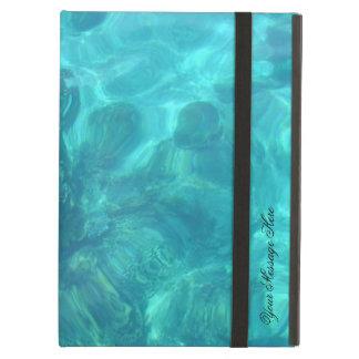 珊瑚上のまだ水 iPad AIRケース