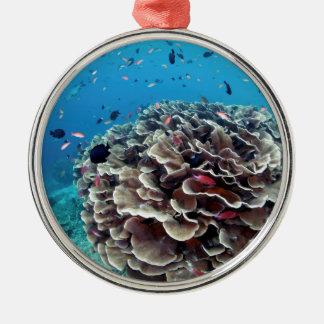 珊瑚島 メタルオーナメント