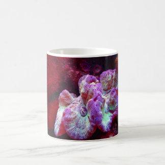 珊瑚礁のマグ コーヒーマグカップ