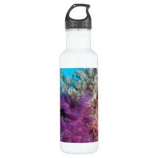 珊瑚礁の生息地 ウォーターボトル
