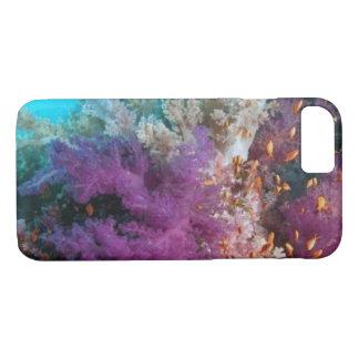 珊瑚礁のiPhoneの場合 iPhone 8/7ケース
