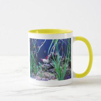 珊瑚礁2 マグカップ
