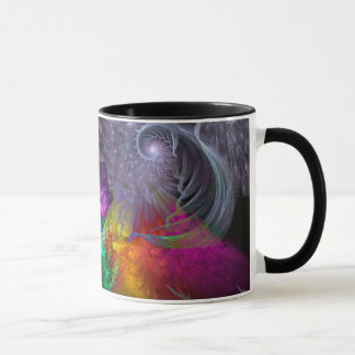 珊瑚礁 マグカップ