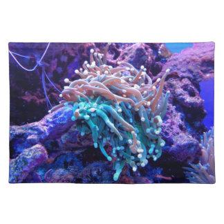 珊瑚礁 ランチョンマット
