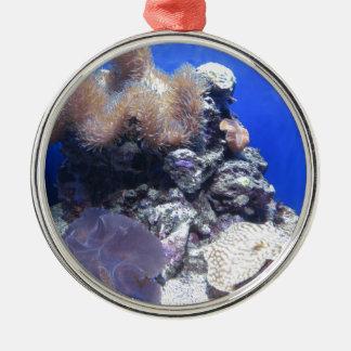 珊瑚 メタルオーナメント