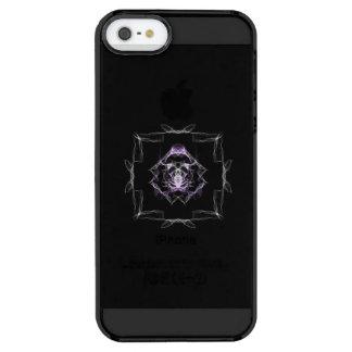 珍しいはっきりiPhone 5/5sのディフレクターの箱 クリア iPhone SE/5/5sケース