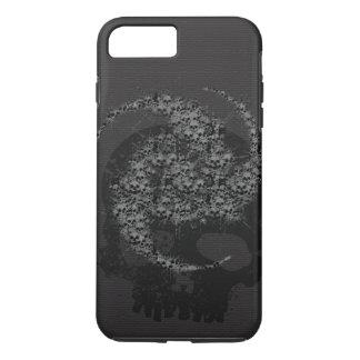 珍しいスカル iPhone 8 PLUS/7 PLUSケース