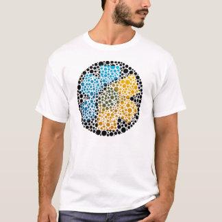 珍しいワイシャツ Tシャツ