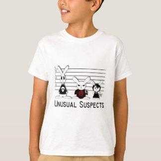 珍しい容疑者 Tシャツ