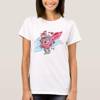 珍しい愛 Tシャツ