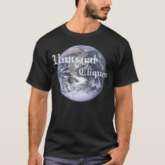 珍しい派閥のロゴ Tシャツ