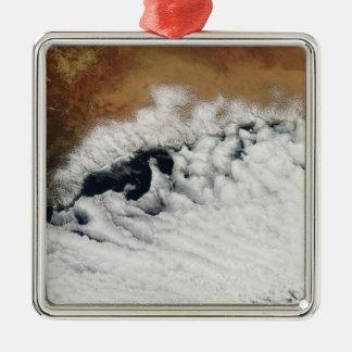 珍しい雲の形成 メタルオーナメント