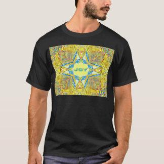 """珍しい鮮やかなお祝いの感動的な""""喜び"""" Tシャツ"""