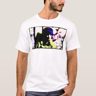 珍しい80年代の人工物 Tシャツ