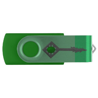 現在の鍵 USBフラッシュドライブ