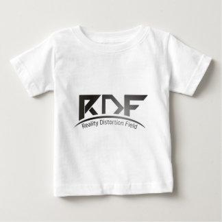 現実のゆがみ分野 ベビーTシャツ