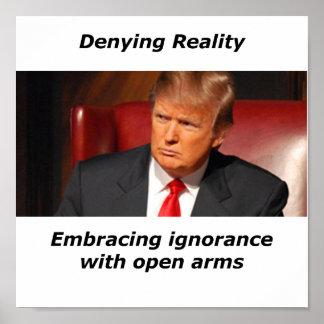 現実を否定する切札 ポスター