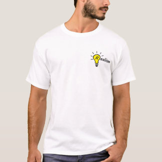 現実主義の基本的なTシャツ Tシャツ