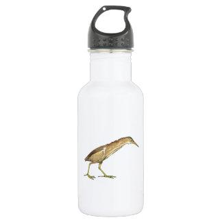 現実的で小さいにがりの鳥 ウォーターボトル