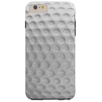 現実的な見るゴルフ・ボールの質パターン TOUGH iPhone 6 PLUS ケース