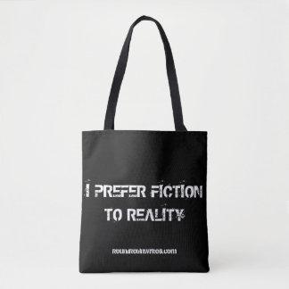 現実(バッグ)上のフィクション トートバッグ