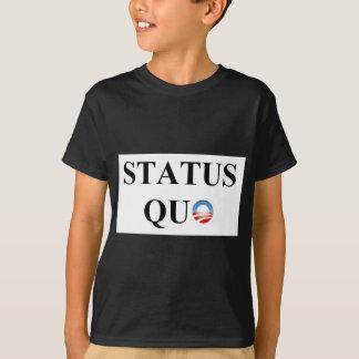 現状 Tシャツ