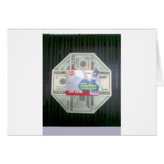 現金及び信用 カード