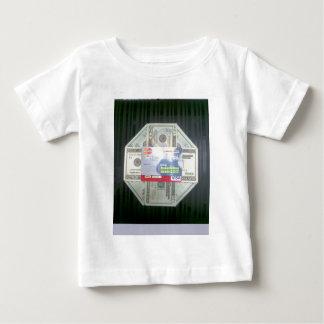 現金及び信用 ベビーTシャツ