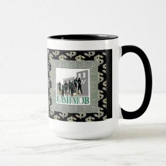 現金暴徒の大金のコーヒー・マグ マグカップ