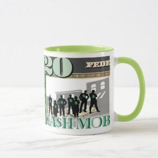 現金暴徒の通貨のコーヒー・マグ マグカップ