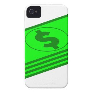 現金積み重ね Case-Mate iPhone 4 ケース