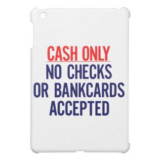 現金銀行印無し iPad MINIケース