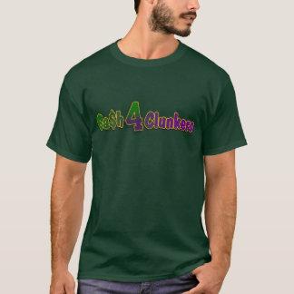 現金4ぽんこつのグリーン・ベイ包装業者のワイシャツ Tシャツ