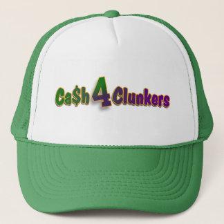 現金4ぽんこつのグリーン・ベイ包装業者の帽子 キャップ
