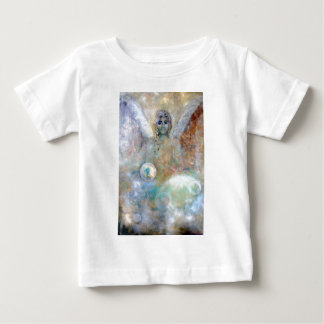 球との角度 ベビーTシャツ
