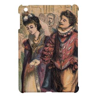 球のヴィンテージシンデレラおよび王子 iPad MINI CASE