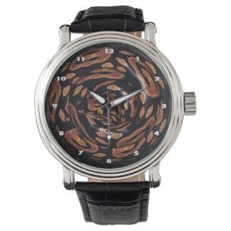 球の大蛇 腕時計