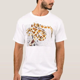 球の大蛇 Tシャツ