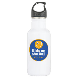 球の子供: キューバの水差し ウォーターボトル