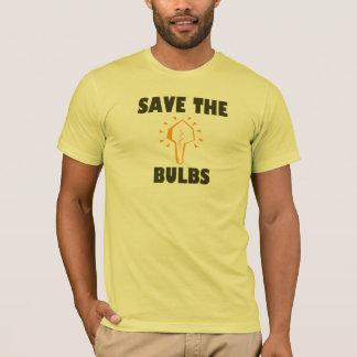 球根を救って下さい Tシャツ