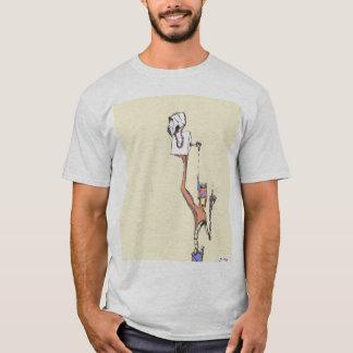 球根を考えて下さい Tシャツ