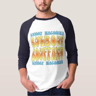 球根状のBouffant Tシャツ