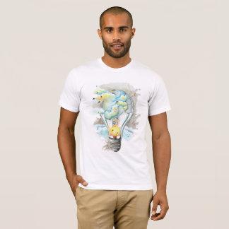 球根 Tシャツ