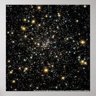 球状星団NGC 6397 ポスター