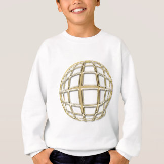 球 スウェットシャツ