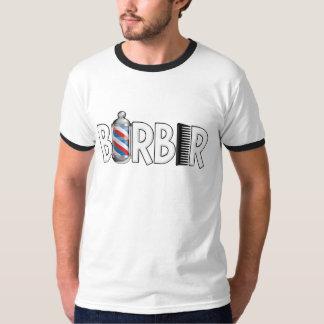 理容師のTシャツ Tシャツ
